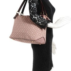 Louis Vuitton ballade mm shoulder bag mini Lin